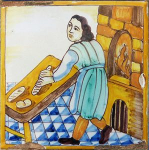 Сказка Дочка пекаря - психолог