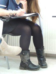 Экзамен стресс или спорт